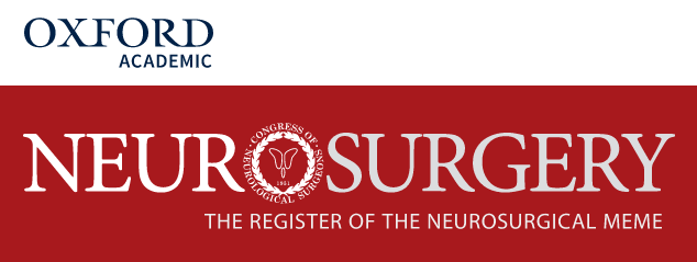 Image result for neurosurgery journal