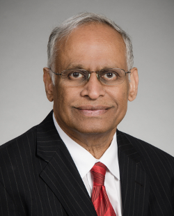 Portrait of Laligam N. Sekhar M.D.