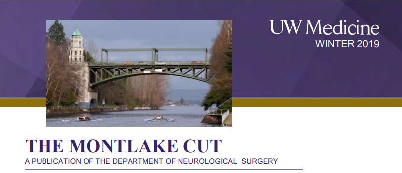 The 2019 Winter Edition of the Montlake Cut image