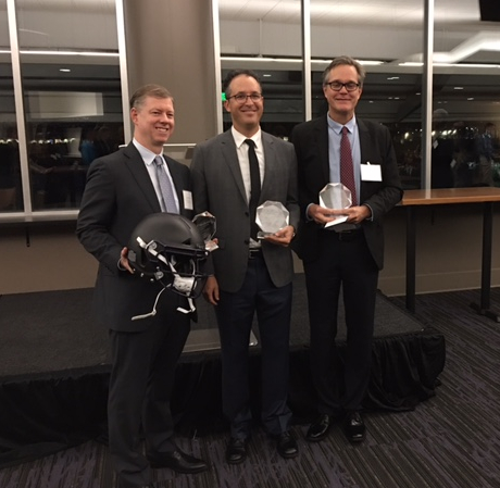 Vicis founders win Puget Sound Business Journal 2017 innovation award