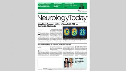 Cover of Neurology Today