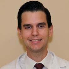 Portrait of Guilherme Barros, M.D.