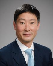 Portrait of Louis J. Kim M.D.