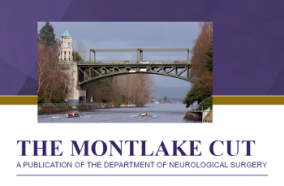Montlake Cut Newsletter's Front Page