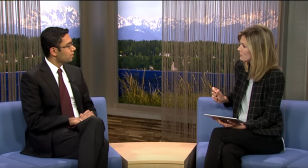 Dr. Patel discusses Glioblastomas on Q13 Fox News