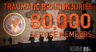 TBI's effect over 80,000 in the armed forces