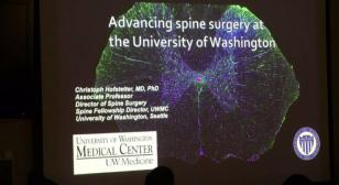 Advancing Spine Surgery at the University of Washington